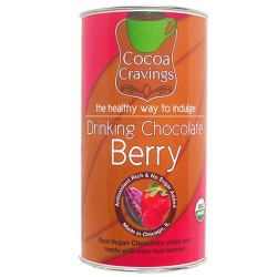 Drinking Chocolate: Berry