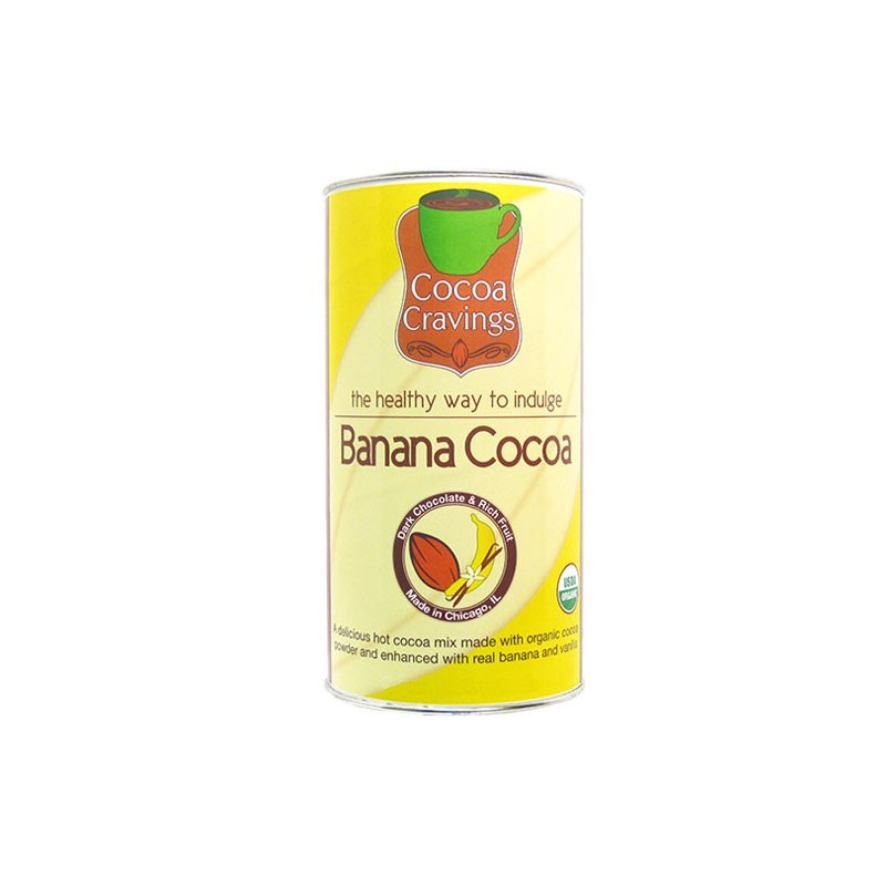 Hot Cocoa: Banana Cocoa