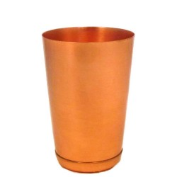 Small Copper Coated Cup
