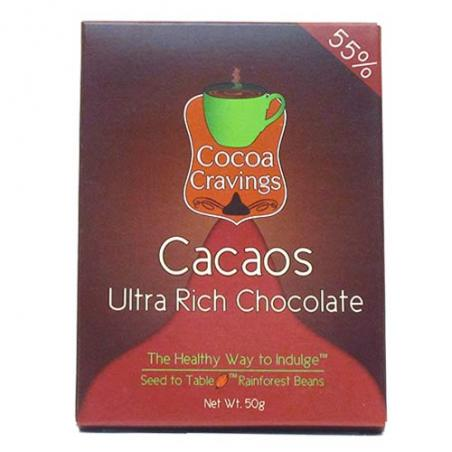 Vegan Dark Arriba Chocolate - 55%