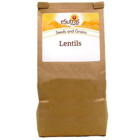 Lentils, Himalaya source Organic (Black)