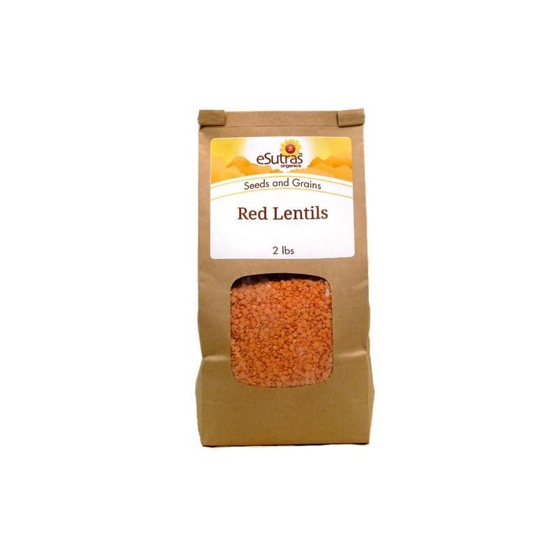 Lentils (Red)