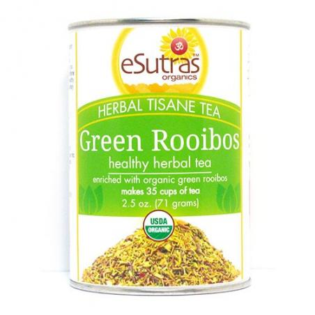 Rooibos Tea Green