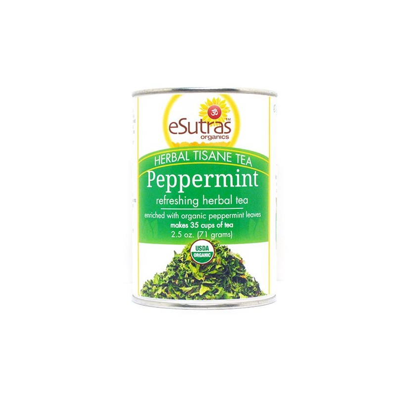 Peppermint Leaf (Stimulating)  Tea