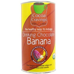 Drinking Chocolate Banana