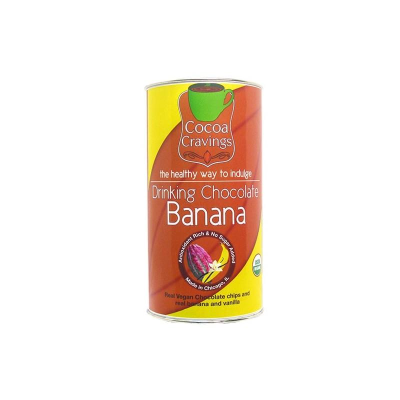 Drinking Chocolate Banana