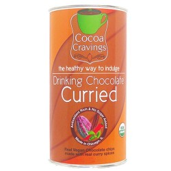 Drinking Chocolate: Curried