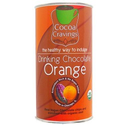 Drinking Chocolate Orange