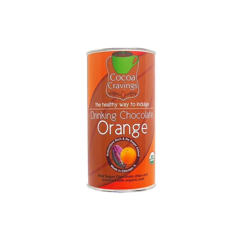 Drinking Chocolate Orange