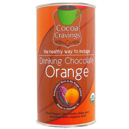 Drinking Chocolate: Orange