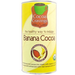 Hot Cocoa: Banana Cocoa