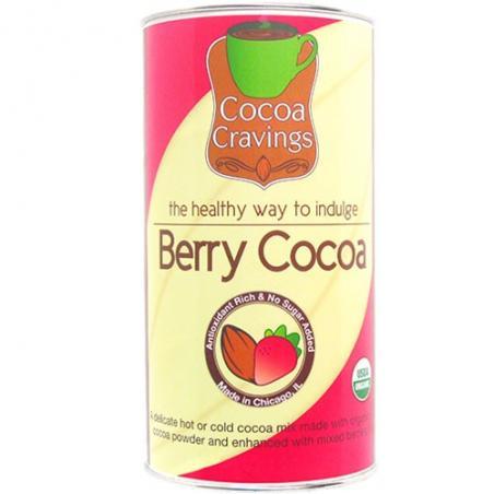 Hot Cocoa: Berry Cocoa