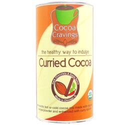 Hot Cocoa: Spicy Curried Cocoa