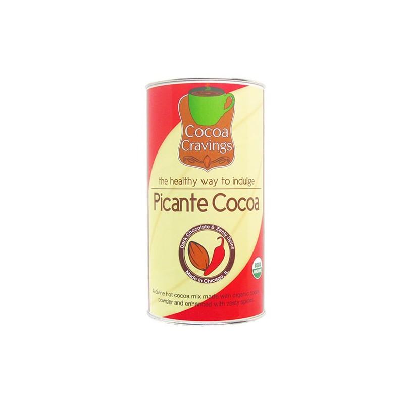 Hot Cocoa: Picante Cocoa