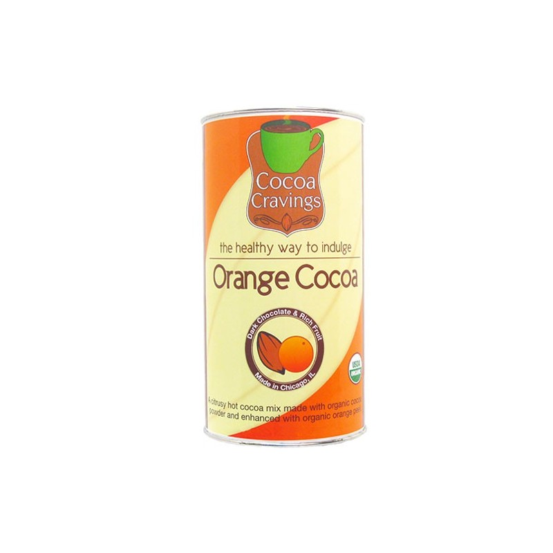 Hot Cocoa: Orange Cocoa