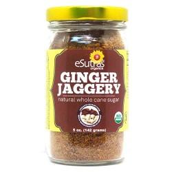 Jaggery: Ginger