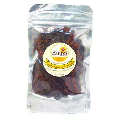 Sundried Andean Tomatoes - 2 oz