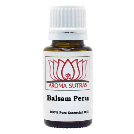 Balsam of Peru e.o.