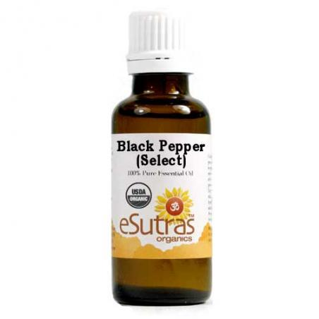Black Pepper (Select) e.o.