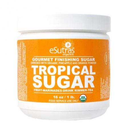 Cocktail Sugar: Tropical
