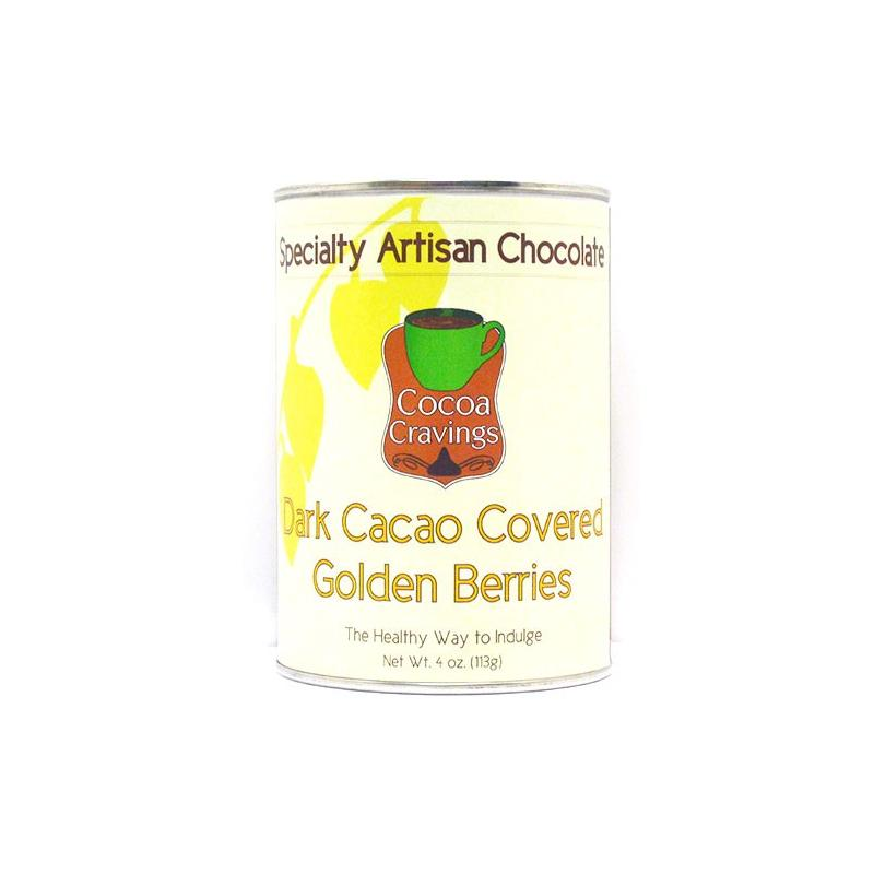 Dark Cacao Cover Golden Berries