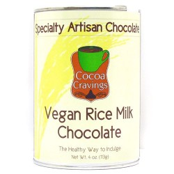 Vegan Rice Milk Dark Chocolate Chunks