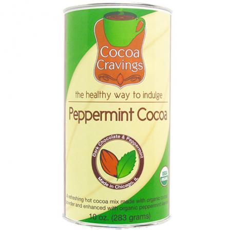 Hot Cocoa: Cool Peppermint Cocoa