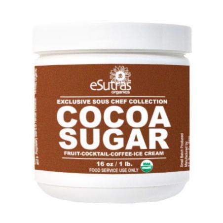 Cocktail Sugar: Cocoa