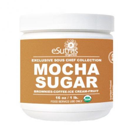 Cocktail Sugar: Mocha
