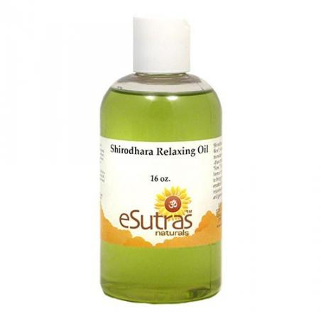 Shirodhara Relaxing Oil