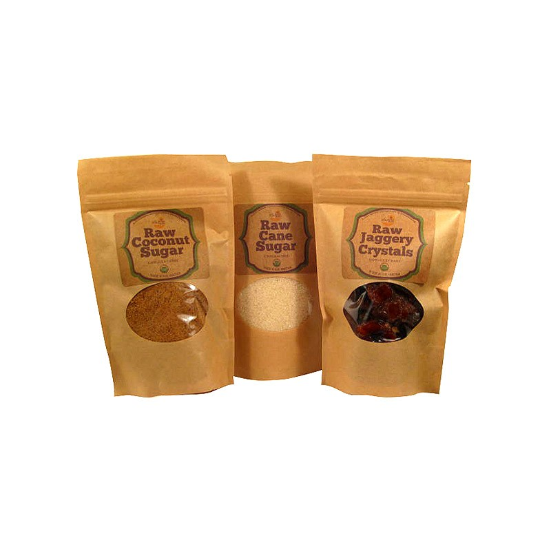 Organic Raw Sweetener Kit