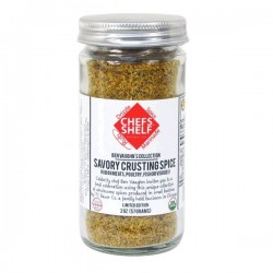 Chefs Shelf: Savory Crusting Spices, Limited Edition
