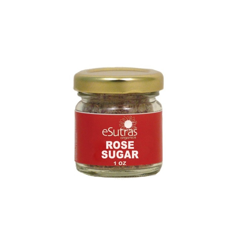 Rose Sugar 1 ounce