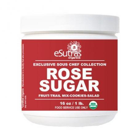 Cocktail Sugar: Rose