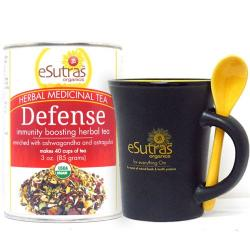 Defense Mug Set