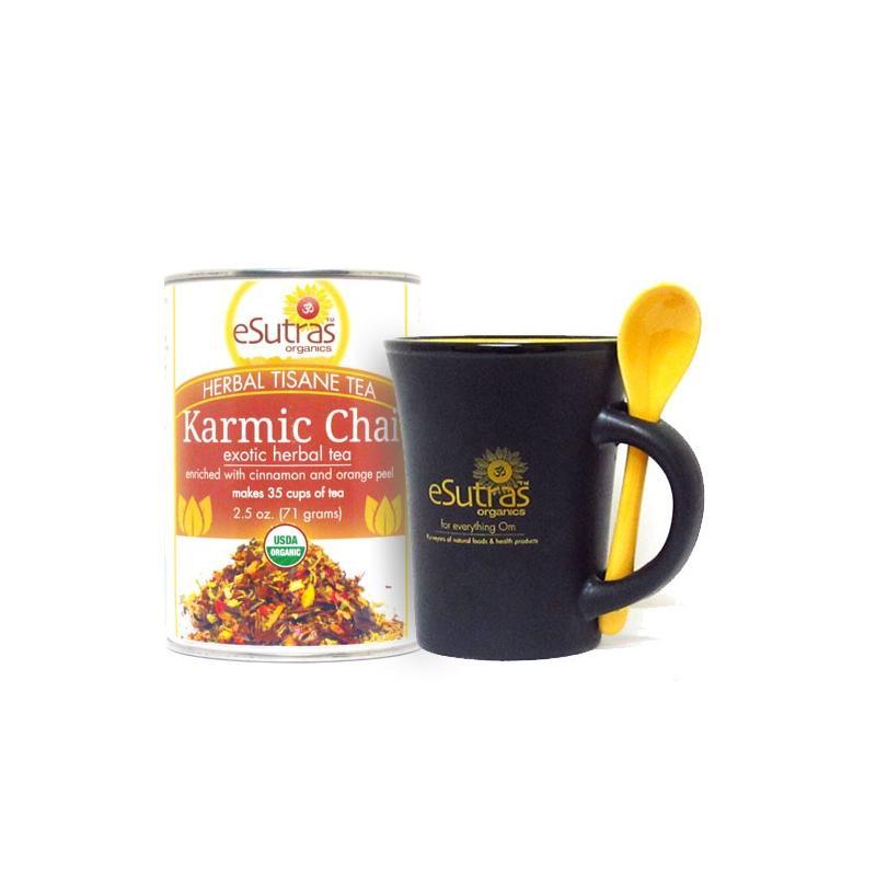 Karmic chai Mug Set