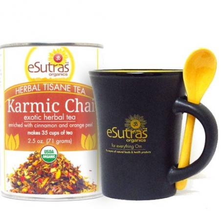 Karmic Chai Tea Mug Set