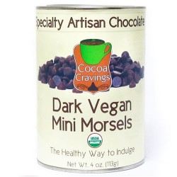 Dark Vegan Mini Morsels