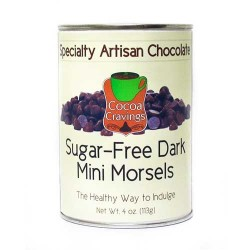 Sugar-Free Dark Chocolate Mini Morsels