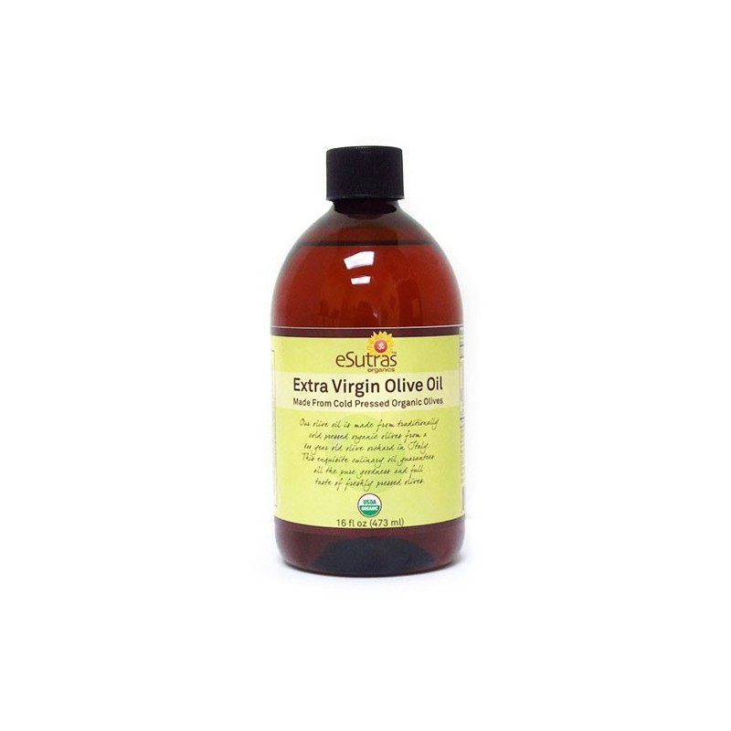 Virgin Organic Olive Oil