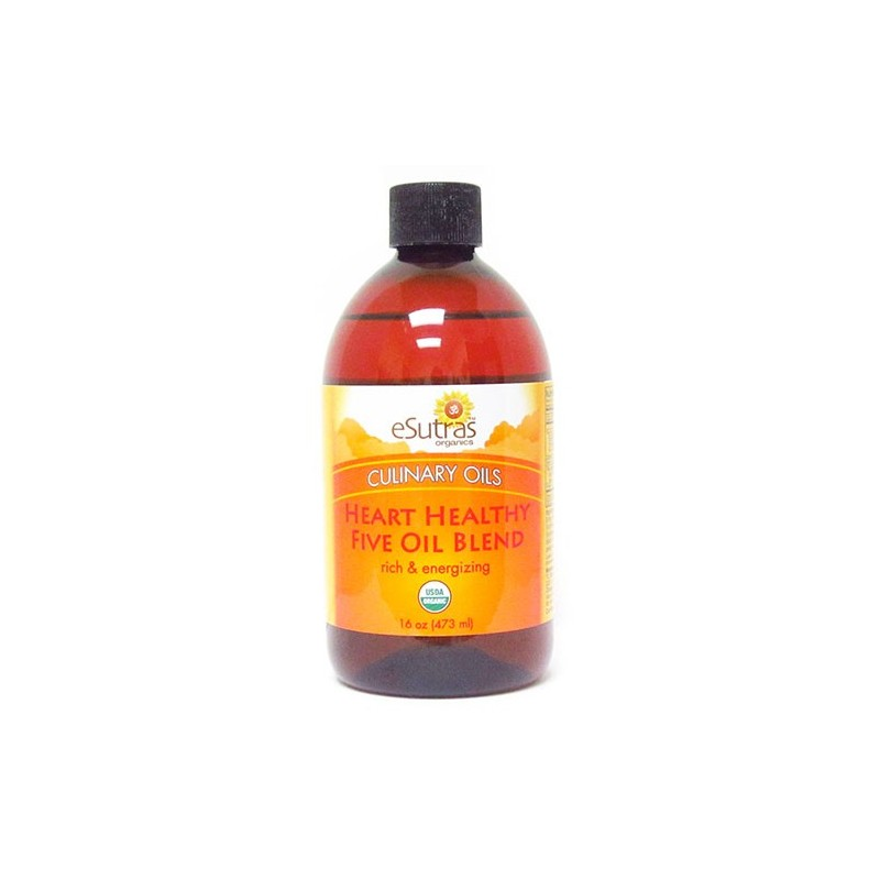 Organic Heart Healthy Cooking Oil