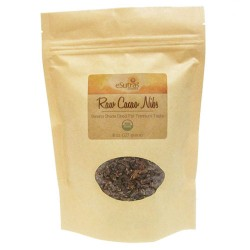 Superfood: Cacao Nibs, Raw, Organic