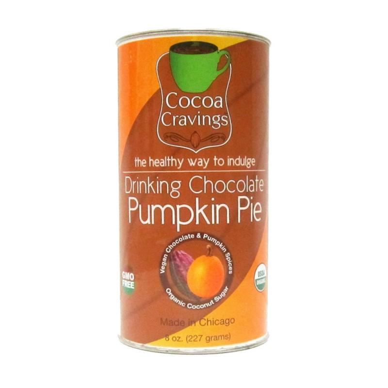 Drinking Chocolate: Pumpkin Pie