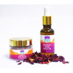 Sensual Rose Anti Aging Face Care Kit