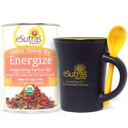 Energize Tea Mug Set