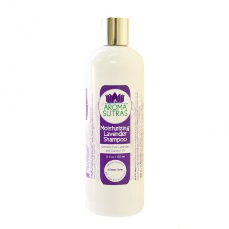 Moisturizing Lavender Shampoo