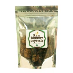 Jaggery, Organic Raw & Wholesome