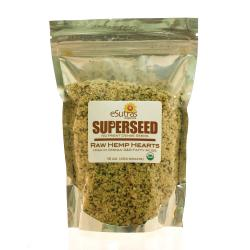 Organic Raw Hemp Seed Hearts