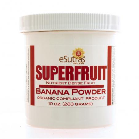Banana Powder, Organic