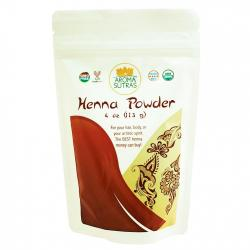 Henna Powder (deep red color)